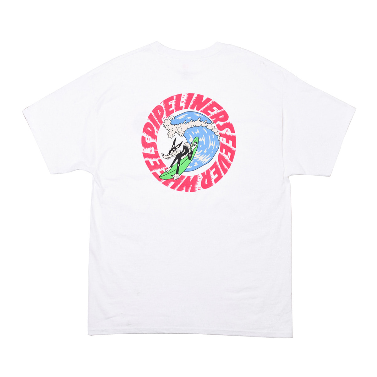 FEVERINC PIPELINERS FEVER TEE_WHITE