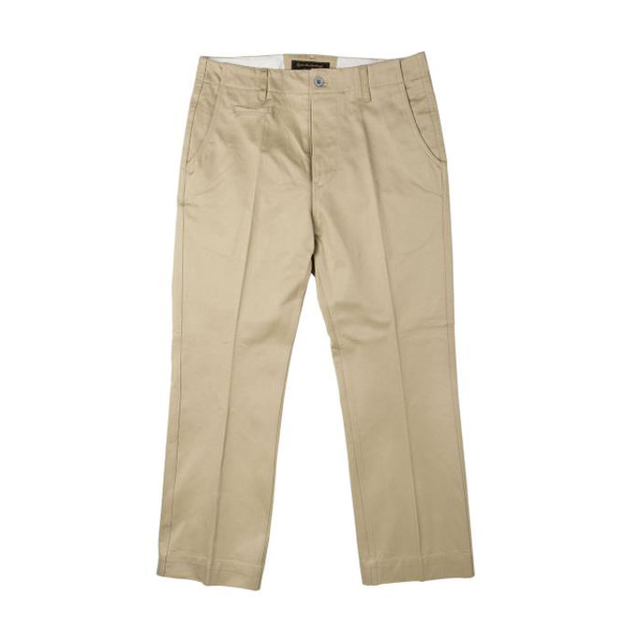 [니들워크] US NAVY CIVILIAN TROUSERS(BEIGE)