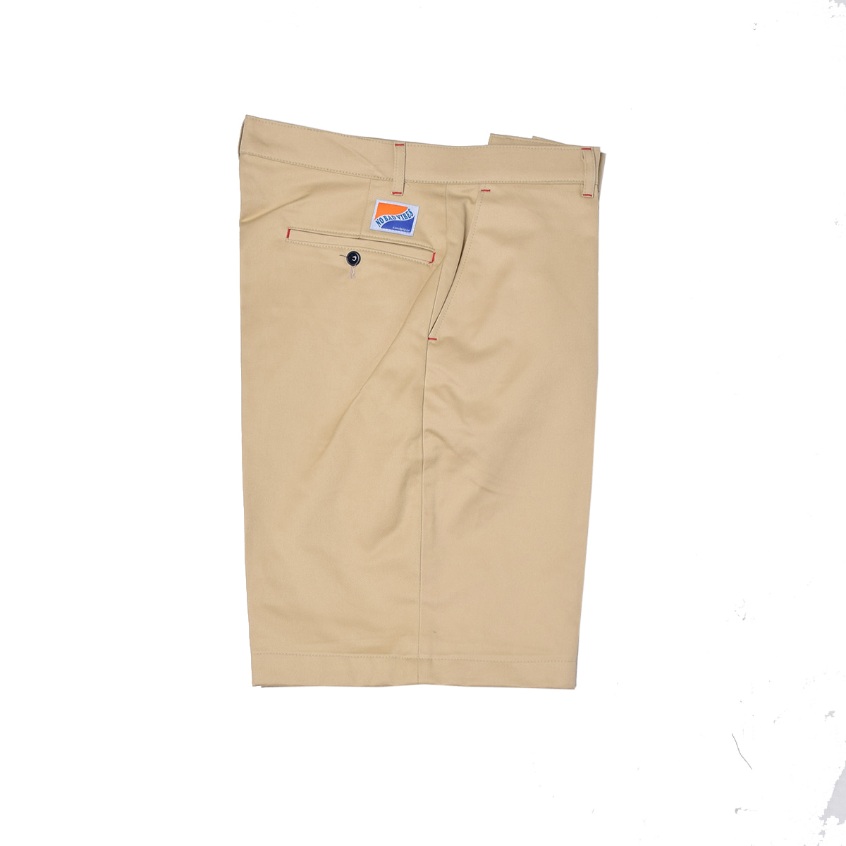 샌드파이퍼 BASIC CHINO SHORTS_BEIGE