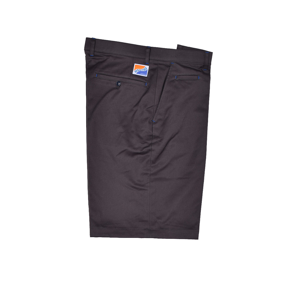 샌드파이퍼 BASIC CHINO SHORTS_CHARCOAL
