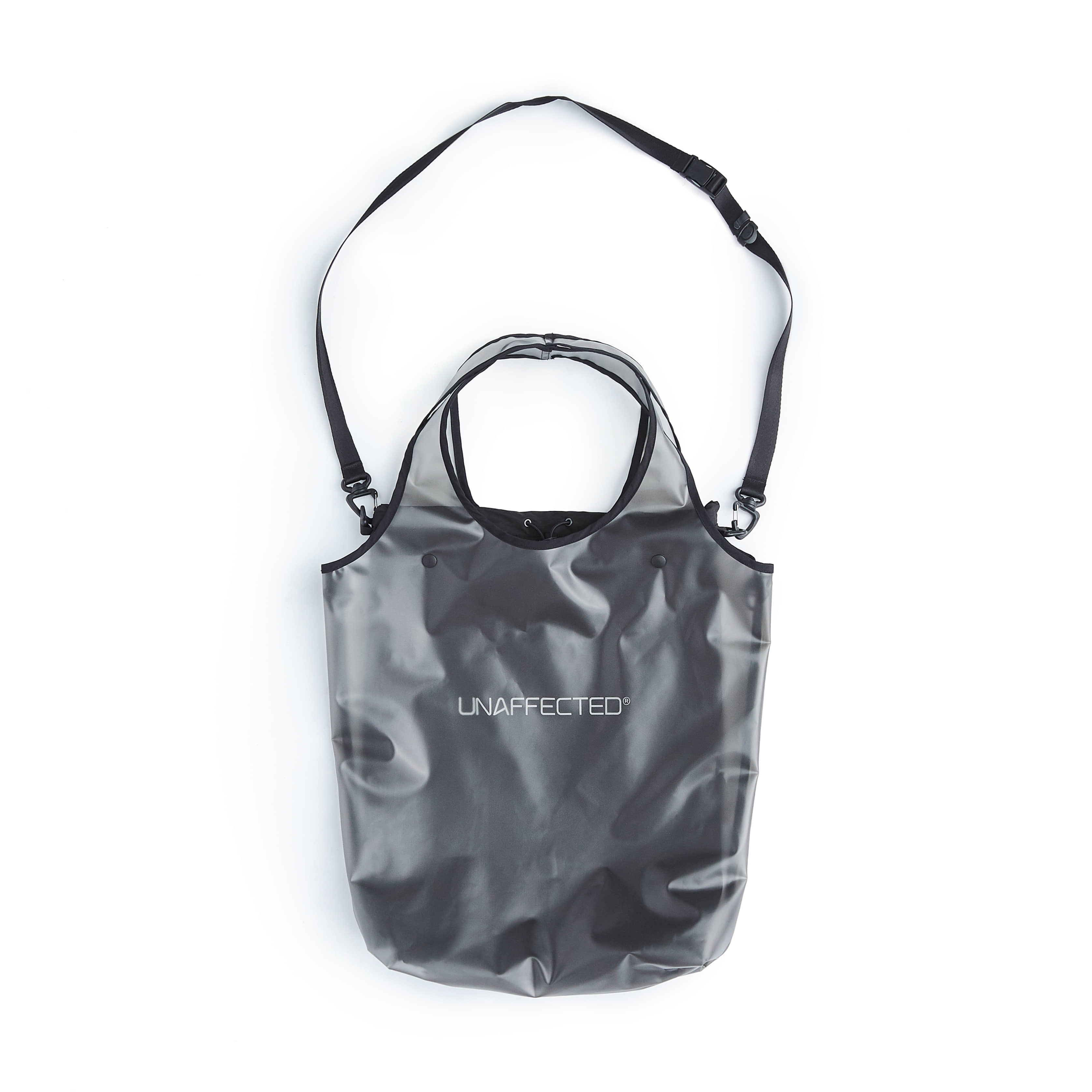 언어펙티드 UTILITY 2WAY BAG_Misty Black & Black