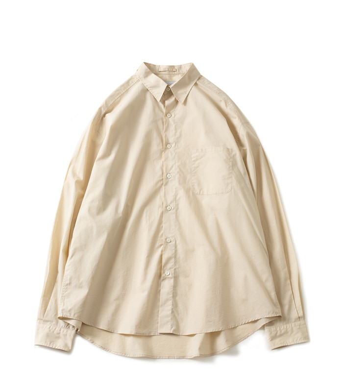 브라운야드 Steady Shirts (Beige)