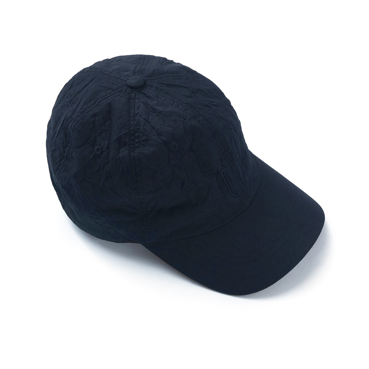 언어펙티드 DRAWSTRING BALL CAP (Night Navy)