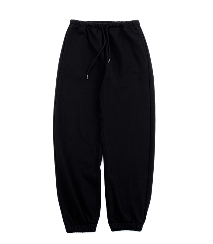 브라운야드 Sweat Pants (Black)