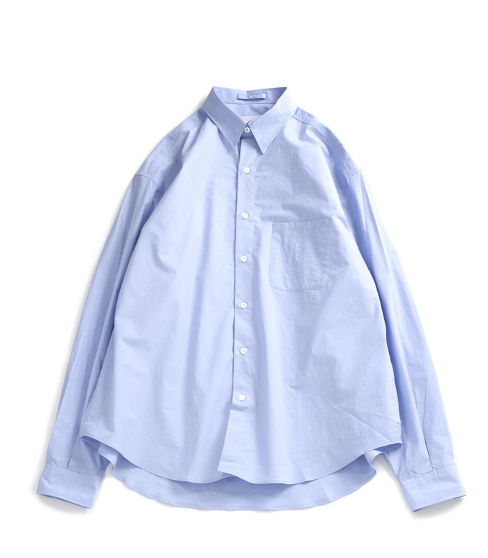 브라운야드 Steady Shirts (Blue)