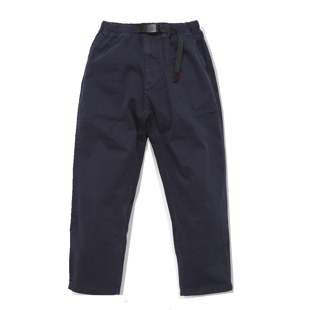 그라미치 LOOSE TAPERED PANTS_Deep Navy