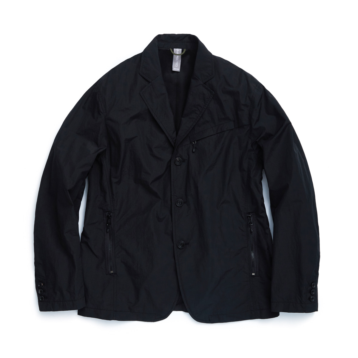 언어펙티드 FUNCTIONAL JACKET_Black