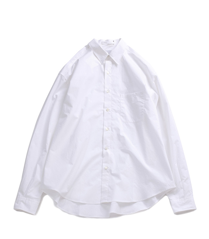 브라운야드 Steady Shirts (White)