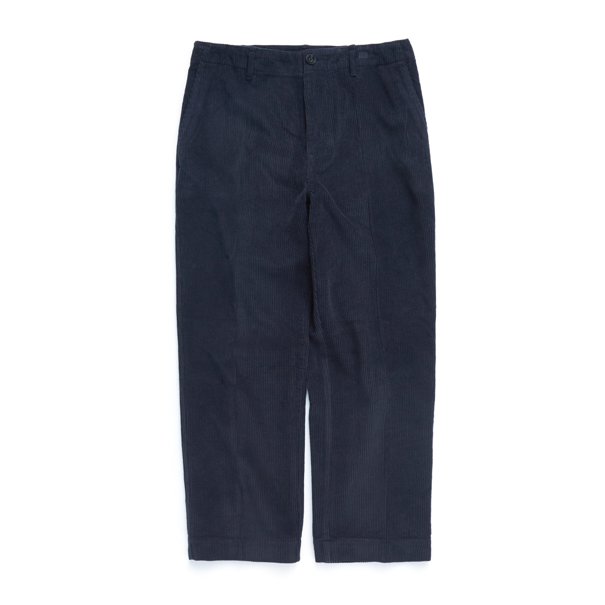 언어펙티드 LOOSE PANTS (Navy corduroy)