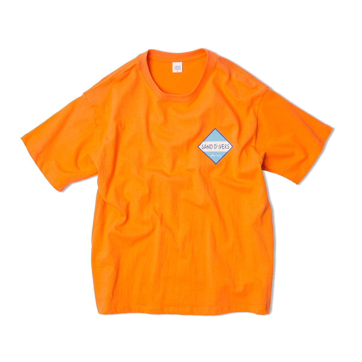 샌드파이퍼 SANDDIVE T SHIRTS_Orange
