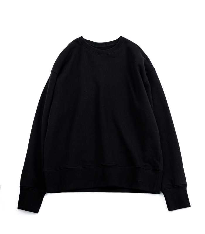 브라운야드 Sweat Shirts (Black)