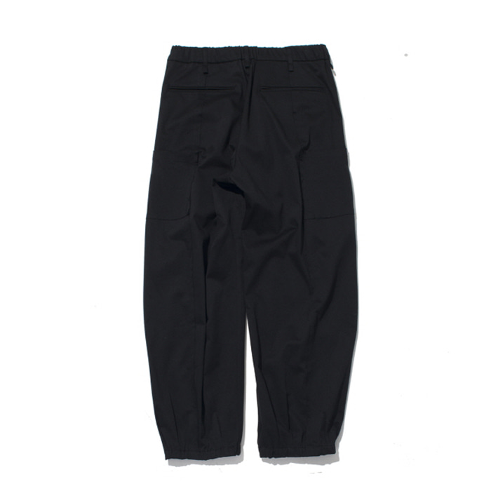 [가쿠로] ORIENTAL HAREM PANTS (BLACK)