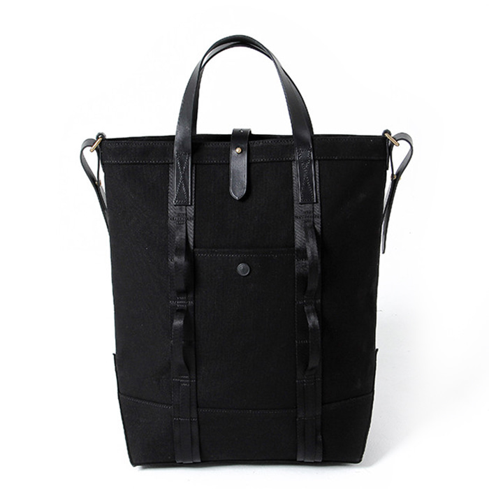 [PONDEROVER] Traveller bag_Black