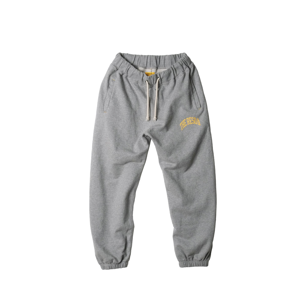 더레스큐 BALLGAME PANTS [M/GREY]