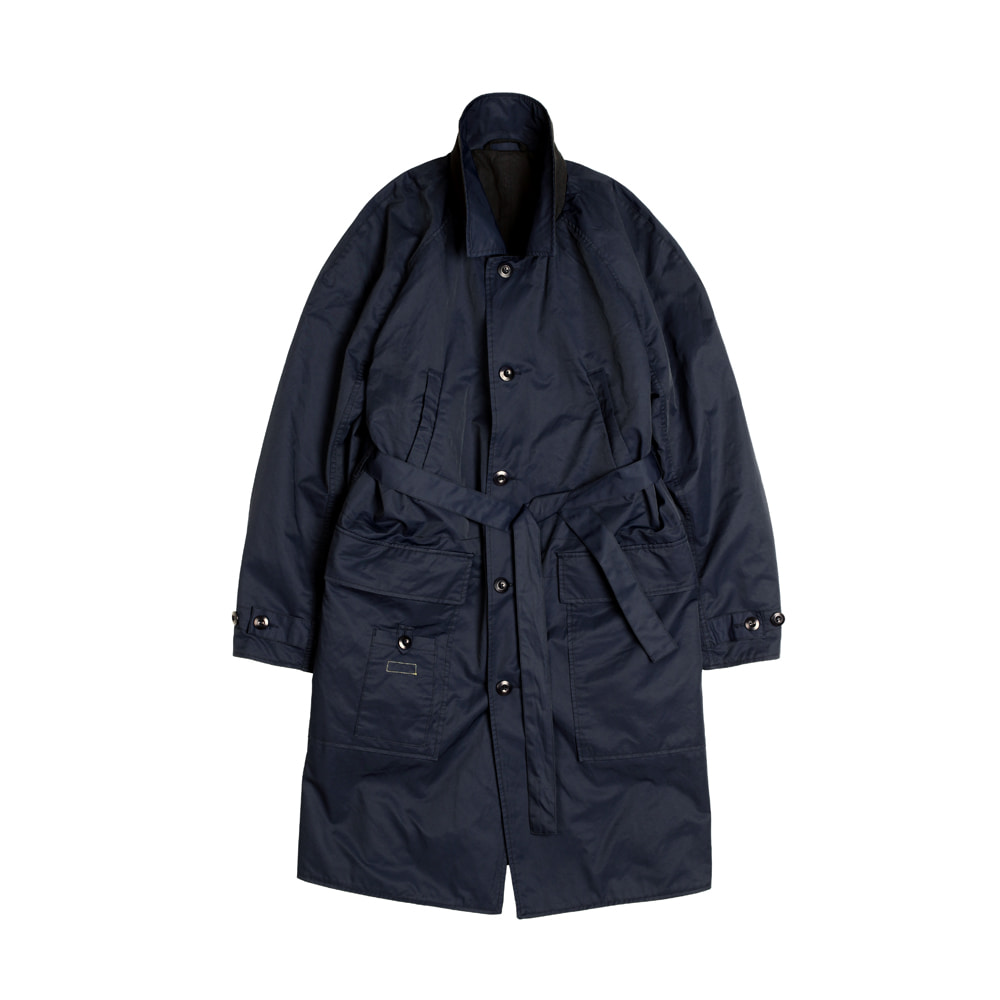 더레스큐 LAMBARENE SHOPCOAT [DARK NAVY]