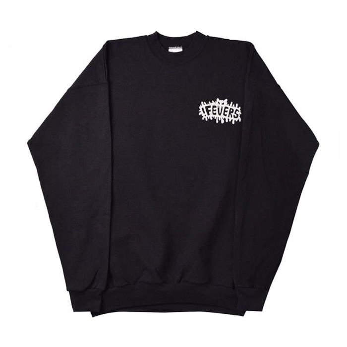 FEVERINC EVIL FEVERS SWEATSHIRTS [Black]