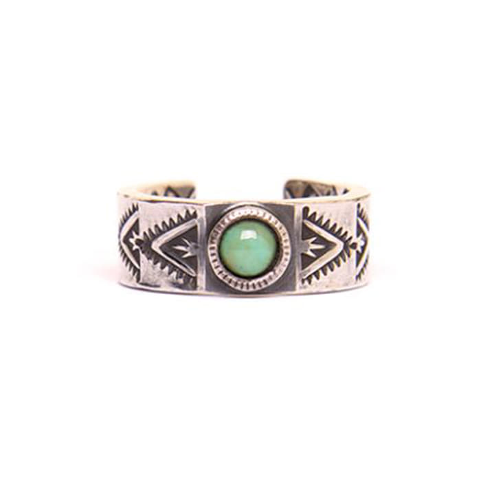 노스웍스 Navajo Stamp Ring (N-224)