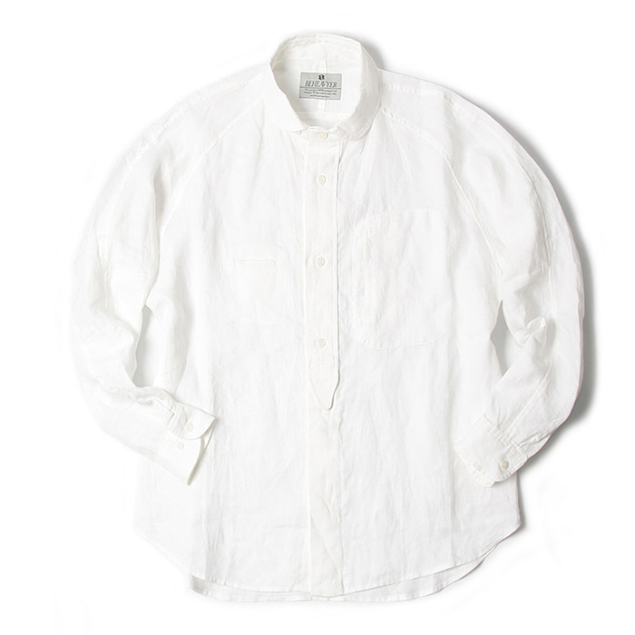 비헤비어 DAY SHIRT_WHITE