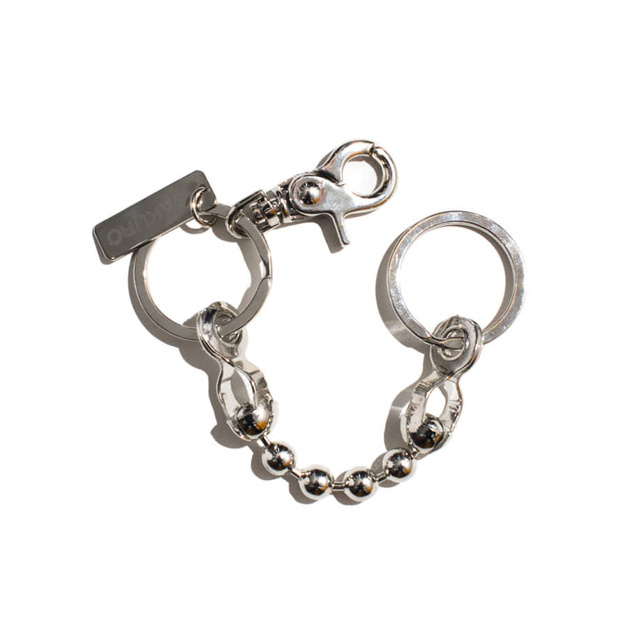 가쿠로 Ball Chain Key Ring