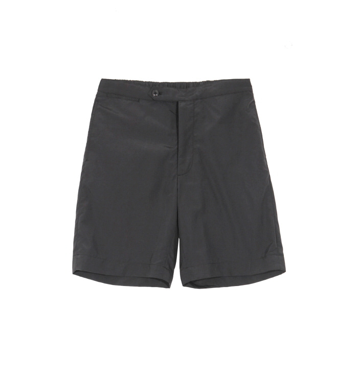 브라운야드 UTILITY SHORTS_Dark gray