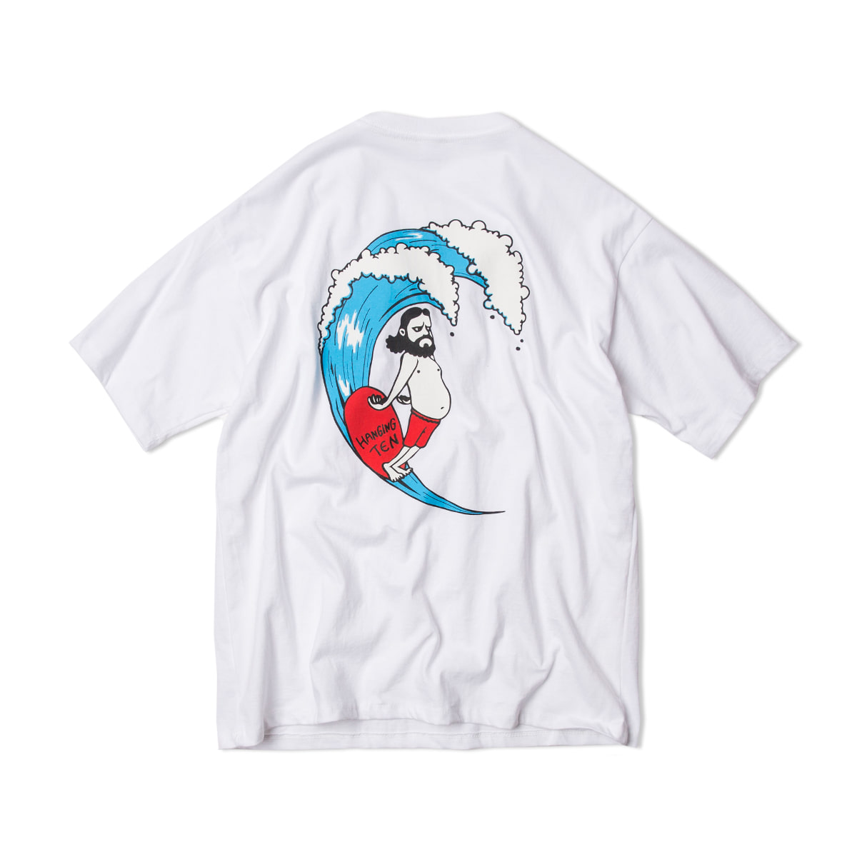 샌드파이퍼 UNCLE SURF T SHIRTS_White