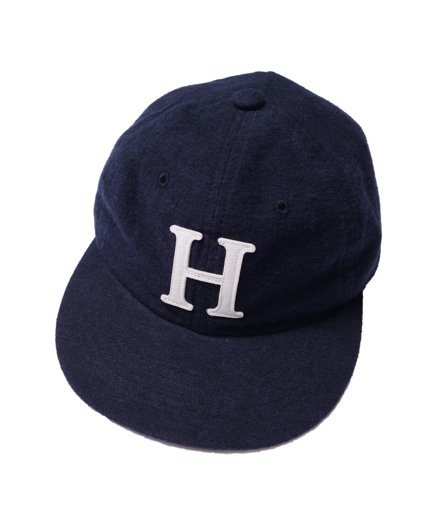 해버대셔리 H 6PANEL BALL CAP_NAVY