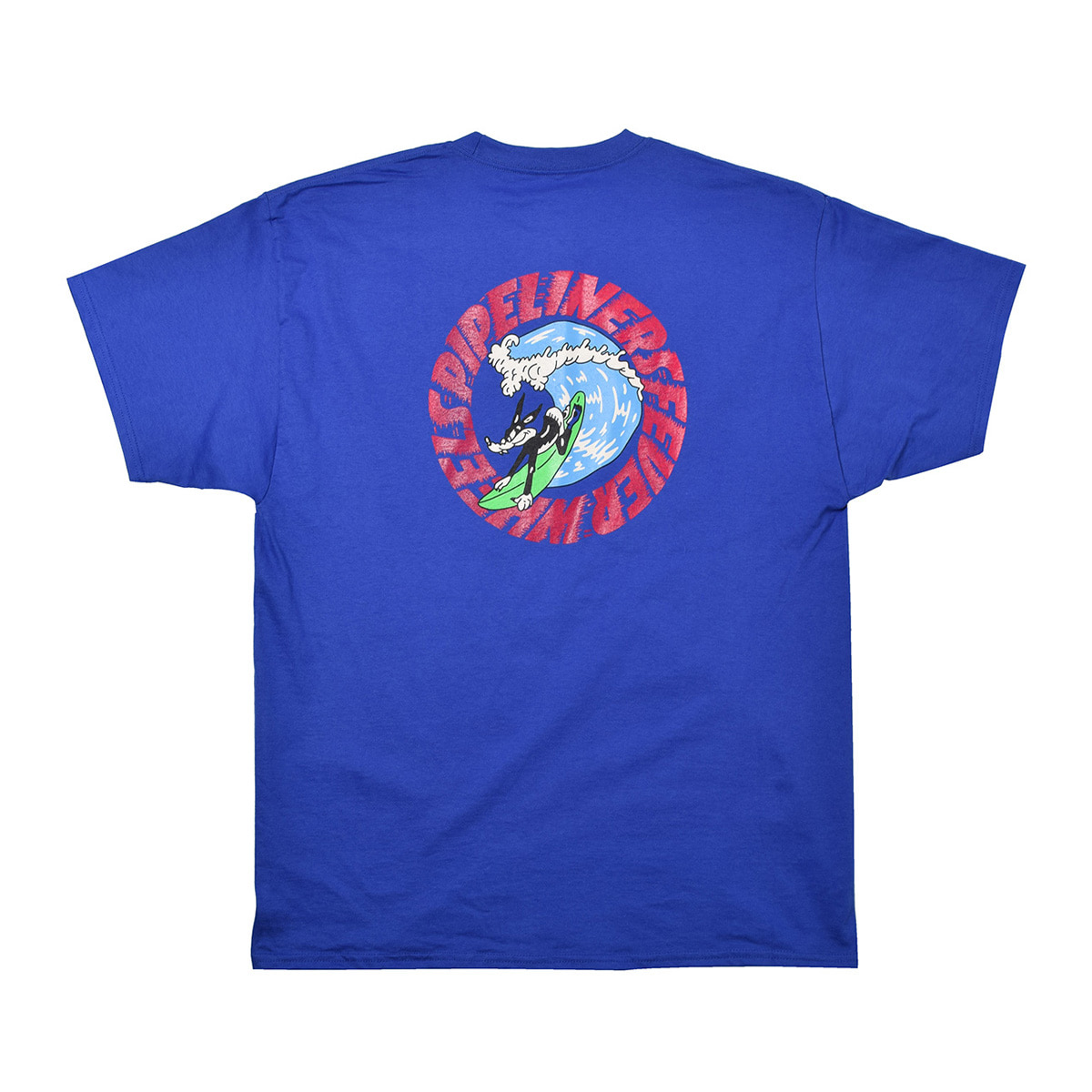 FEVERINC PIPELINERS FEVER TEE_BLUE