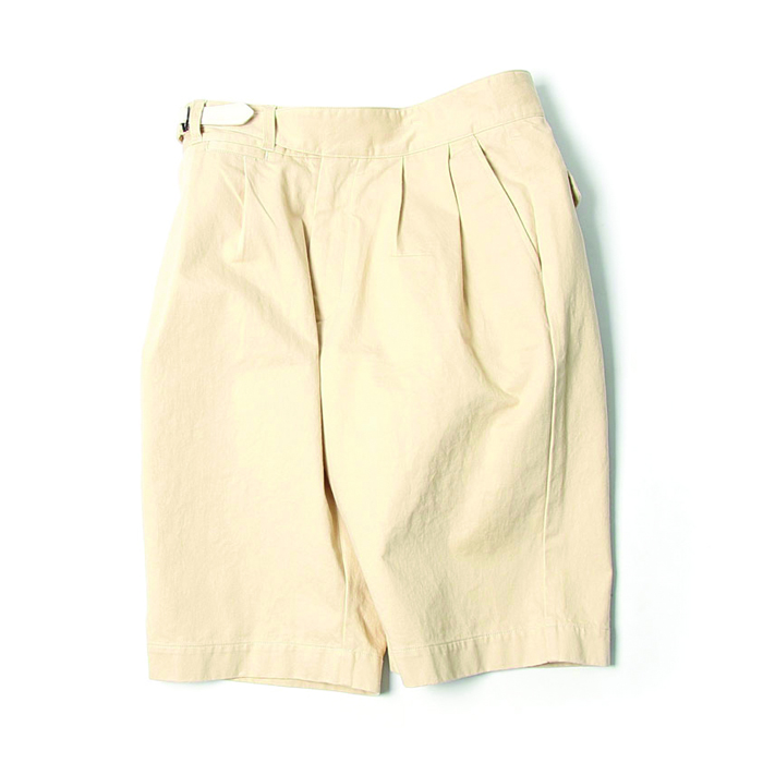비헤비어 SUMMER HALF PANTS_BEIGE