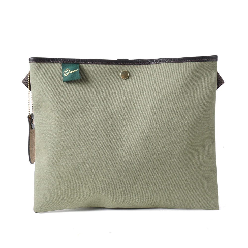브래디백 BRADY BAG Darwen Bag (Light olive)