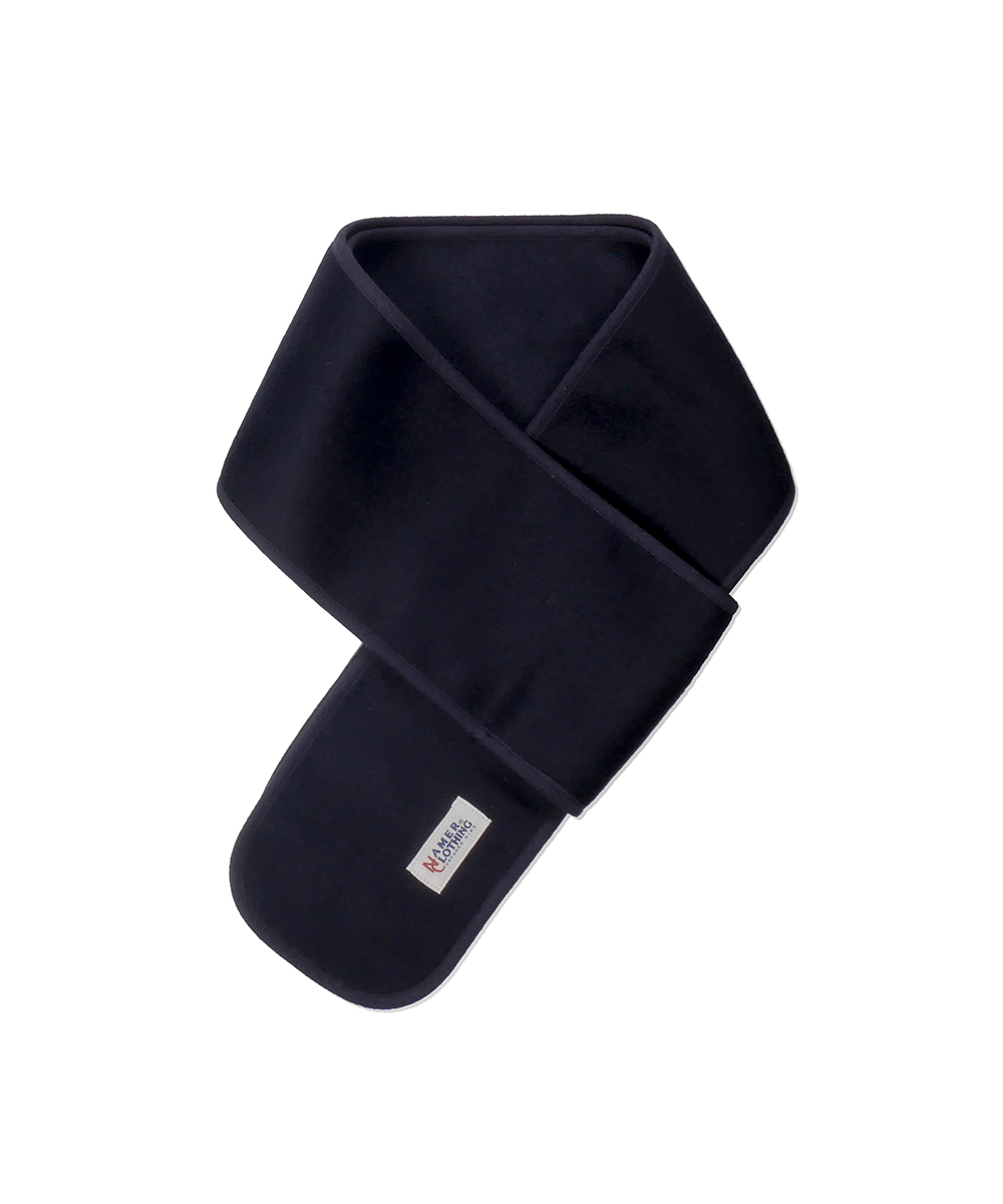 네이머클로딩 NC WOOL CASHMERE NECK WARMER_Navy