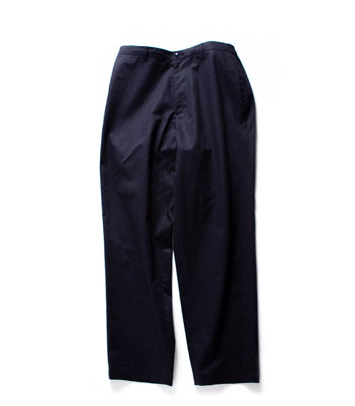 브라운야드 Wide Pants_Navy