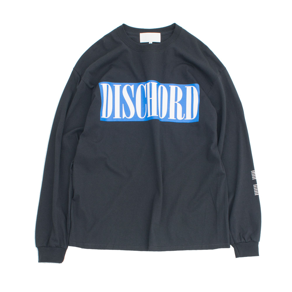가쿠로 'DISCHORD' T-Shirt_Black