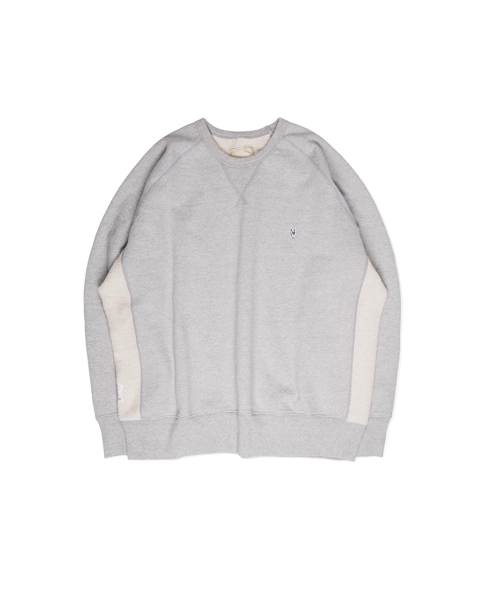 네이머클로딩 STANDARD NC SWEAT SHIRT_Gray