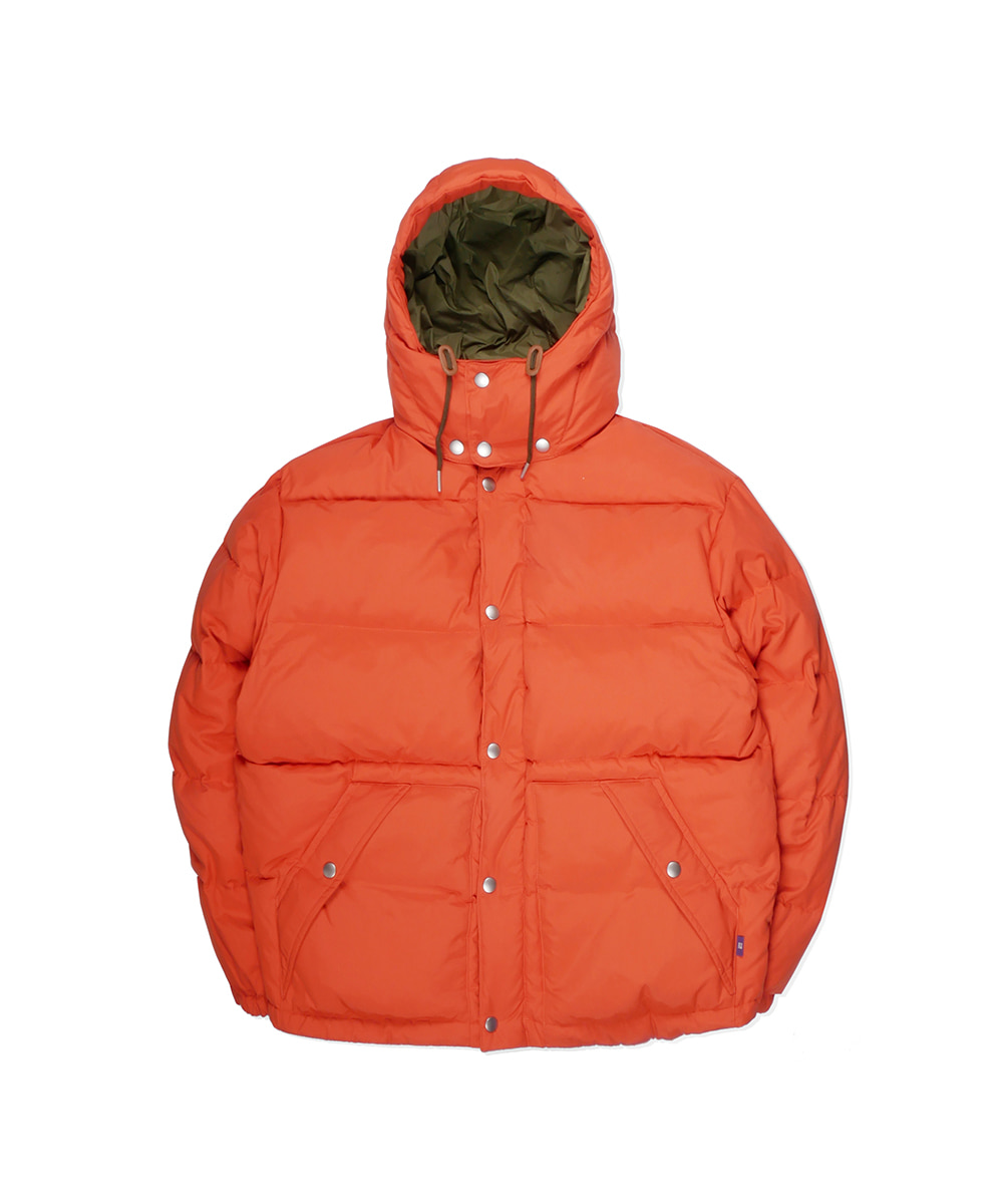 네이머클로딩 IGLOO DUCK DOWN PARKA_Orange