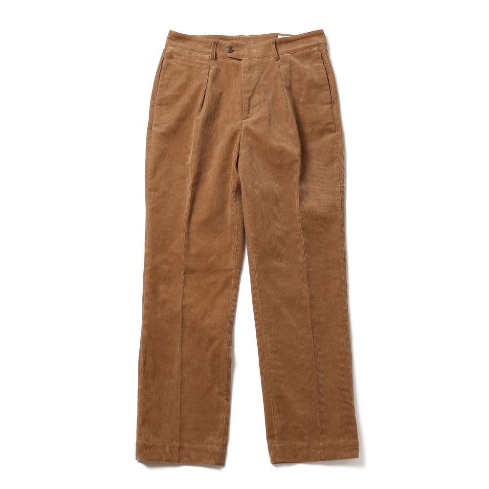 홀리선 Millspaugh One Tuck Corduroy Pants_Arrowwood