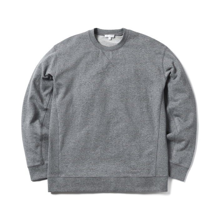 에이카화이트 MILES SWEATSHIRT_Grey