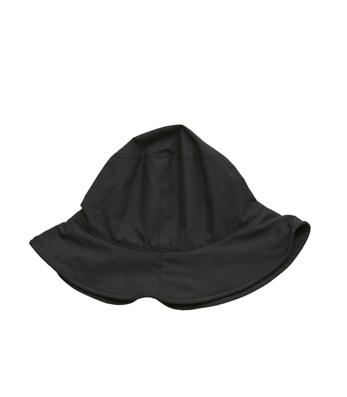 브라운야드 Utility Bucket Hat_Black