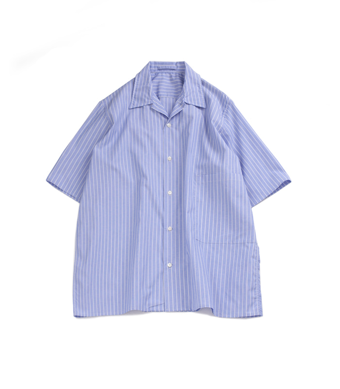 브라운야드 Convertible Shirts - Blue