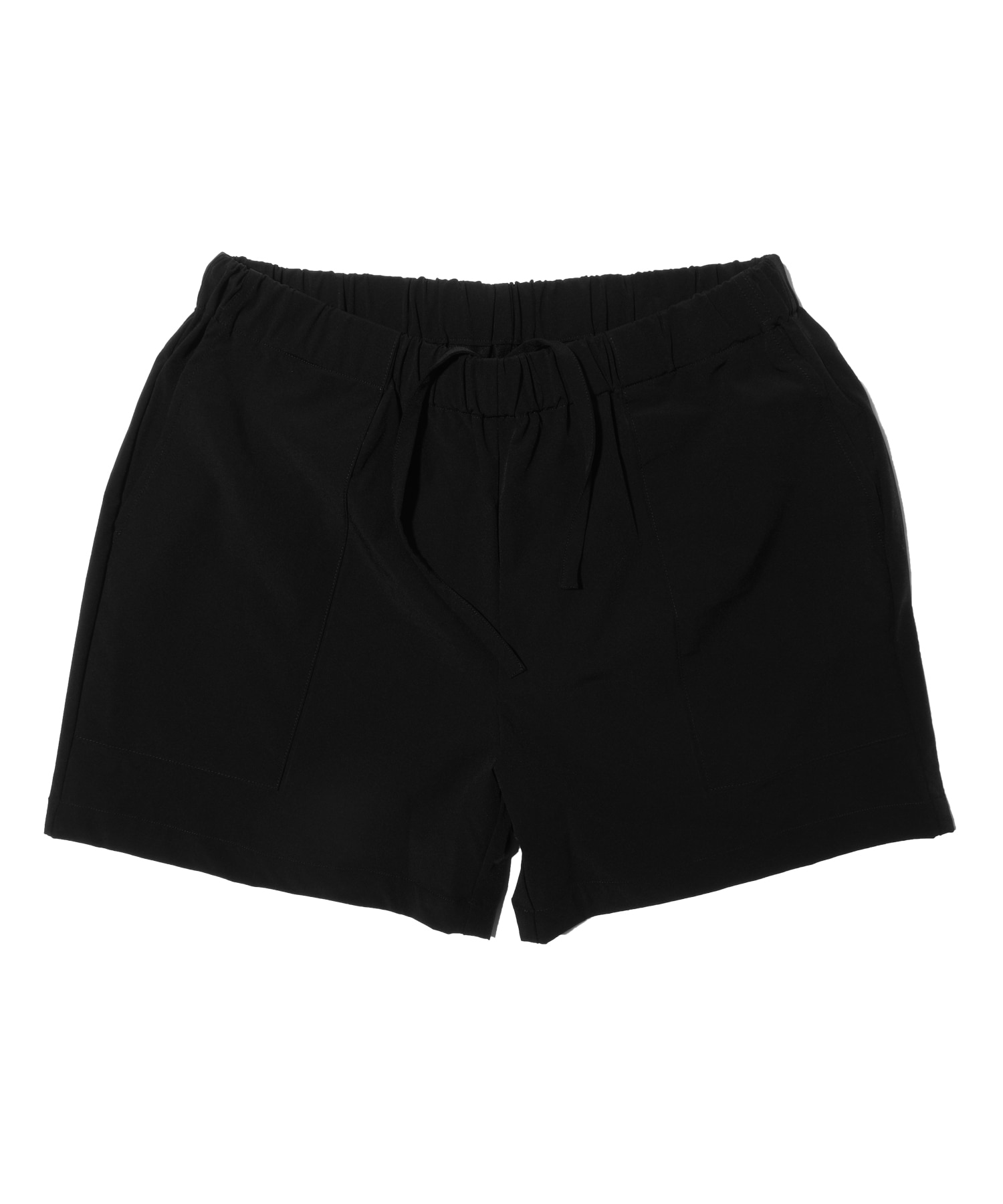 해버대셔리 WATERPROOF BEACH SHORTS_Black