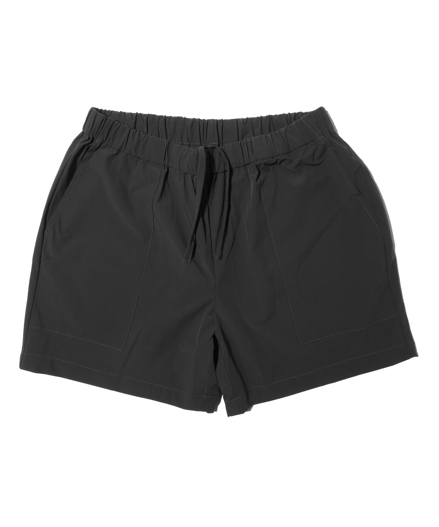 해버대셔리 WATERPROOF BEACH SHORTS_Grey