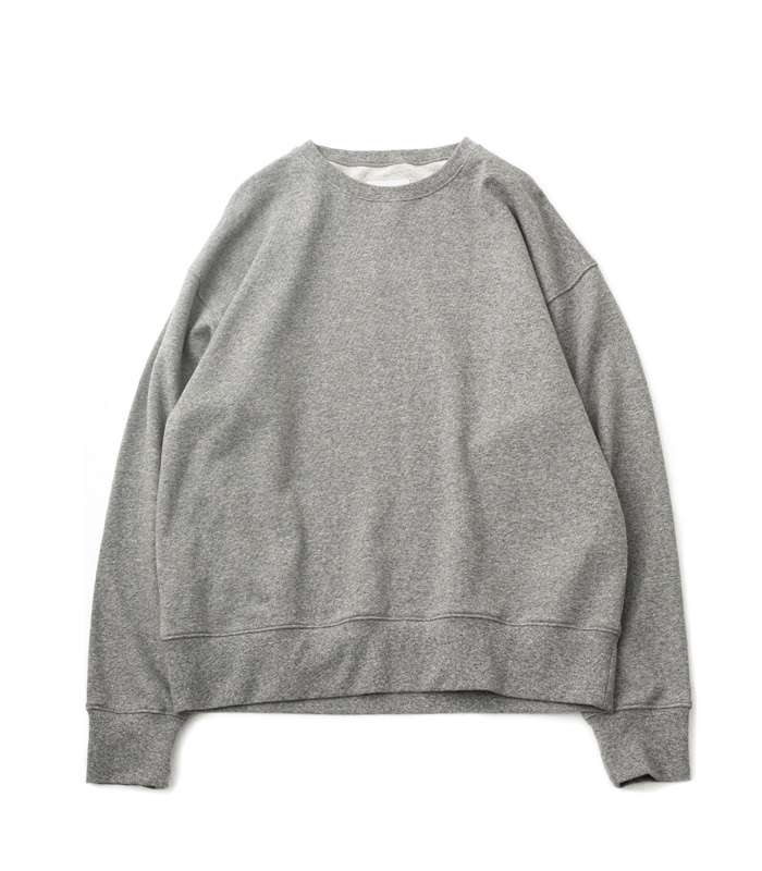 브라운야드 Sweat Shirts (Grey)
