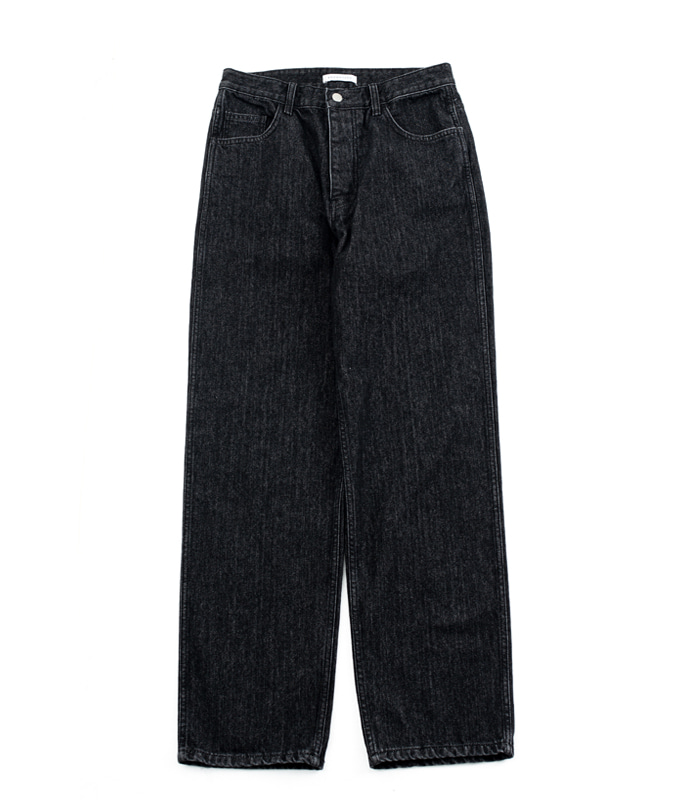 브라운야드 Standard Denim_Black