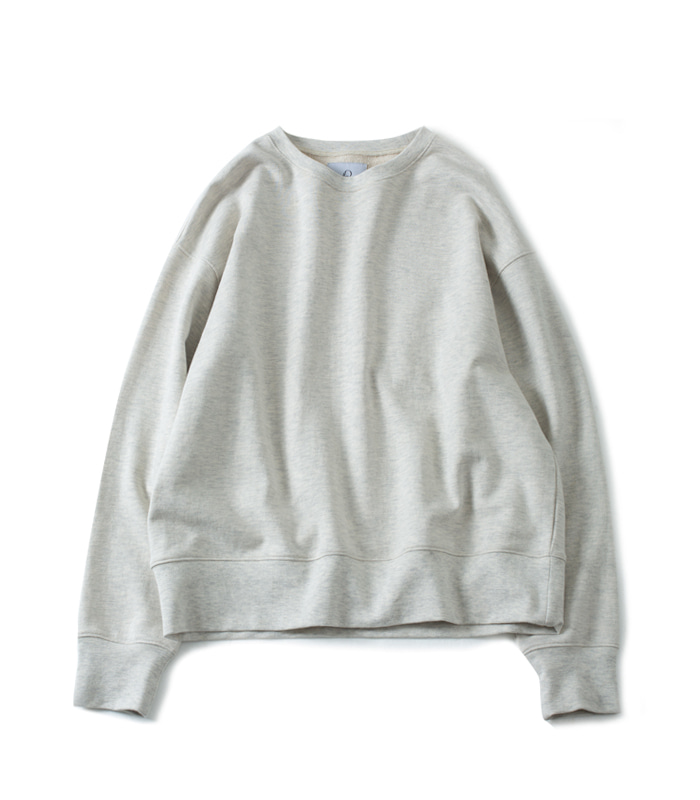 브라운야드 Sweat Shirts_Ecru