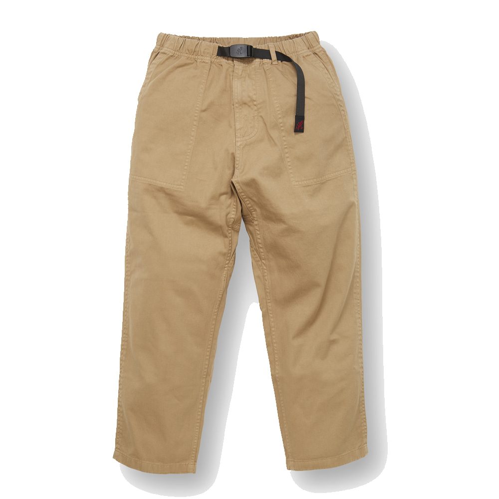 그라미치 LOOSE TAPERED PANTS_Chino