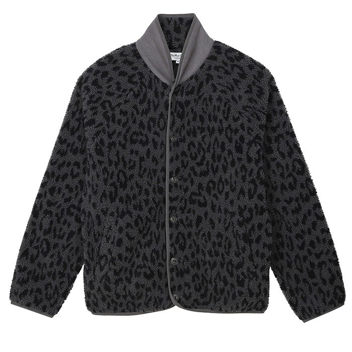 YMC Beach jacket_Leopard